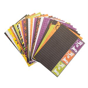 Picture of Halloween Boo to You Journal/Mounting Cards